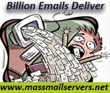 Bulk Mail Server SMTP mail server, mass mail servers, VPS